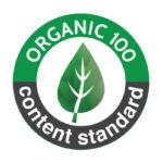 Certificado Organic 100 Content standarOCS