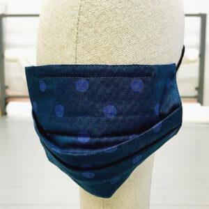 Mascarilla Topos Azul